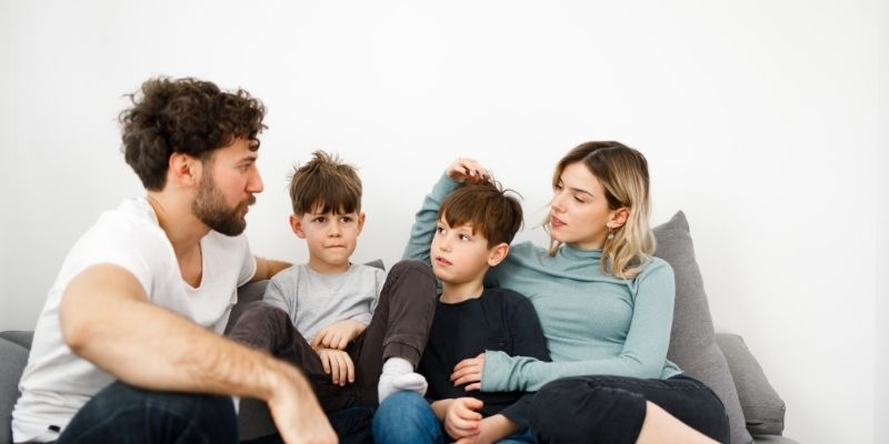 Family Counselling banner image